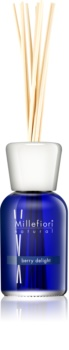 Millefiori Natural Berry Delight dyfuzor zapachowy z napełnieniem 500 ml