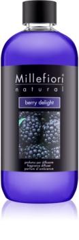 Millefiori Natural Berry Delight aroma diffúzor töltelék 500 ml