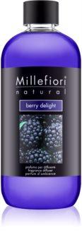 Millefiori Natural Berry Delight recharge 500 ml