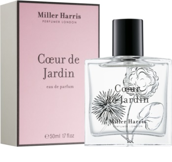 Miller Harris Coeur de Jardin parfémovaná voda pro ženy 50 ml