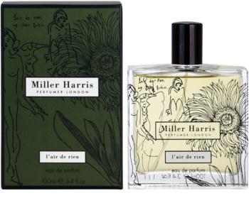 Miller Harris L'Air de Rien Eau de Parfum para mulheres 100 ml