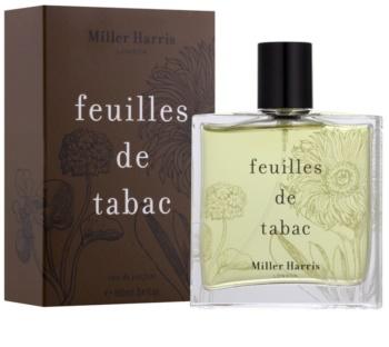 miller harris feuilles de tabac eau de parfum mixte 100 ml. Black Bedroom Furniture Sets. Home Design Ideas