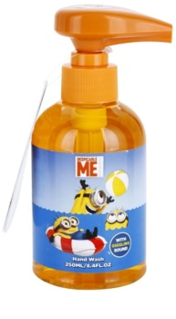 Minions Wash tekuté mýdlo s hrací pumpičkou