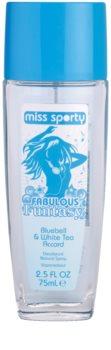 Miss Sporty Fabulous Funtasy deodorant s rozprašovačem pro ženy 75 ml