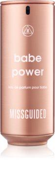 Missguided Babe Power eau de parfum pour femme 80 ml