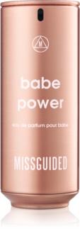 Missguided Babe Power parfumovaná voda pre ženy 80 ml