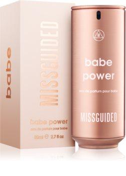 Missguided Babe Power parfémovaná voda pro ženy 80 ml
