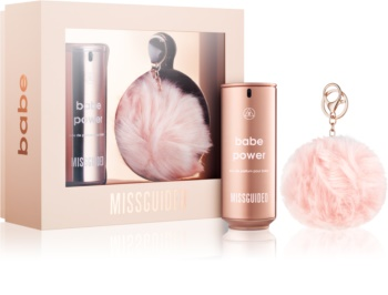 Missguided Babe Power Gift Set I.