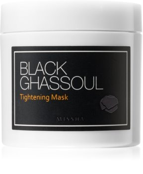 Missha Black Ghassoul Smoothing and Pore-Minimising Mask