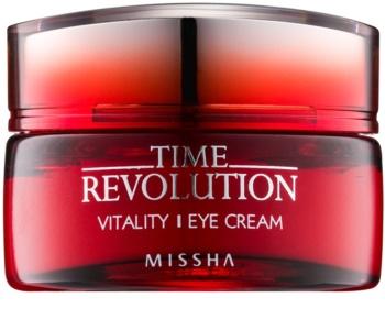 Missha Time Revolution Augencreme gegen Falten