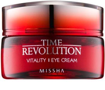Missha Time Revolution oční krém proti vráskám