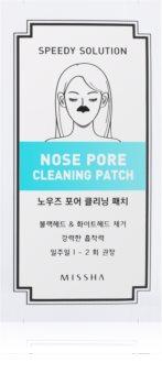 Missha Accessories čisticí pleťové náplasti na nos