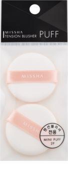 Missha Puff Tension Blusher houbička na tvářenku