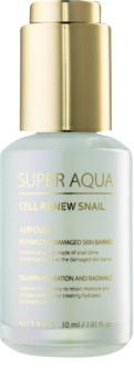 Missha Super Aqua Cell Renew Snail Regenerating Skin Serum with Snail Extract