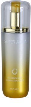 Missha Super Aqua Cell Renew Snail hydratační esence proti vráskám a tmavým skvrnám