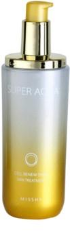 Missha Super Aqua Cell Renew Snail Ernährende Emulsion mit Snail Extract