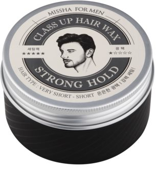Missha For Men Class Up Hair Wax vosk na vlasy so silnou fixáciou
