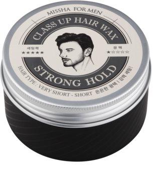 Missha For Men Class Up Hair Wax віск  сильної фіксації для вусів