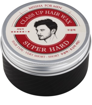 Missha For Men Class Up Hair Wax Haarwachs für extra starken Halt