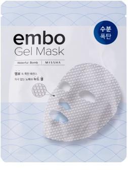 Missha Embo hydratační gelová maska