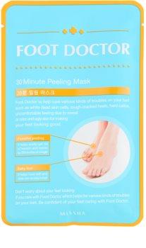 Missha Foot Doctor intensive Peeling-Maske für Füssen