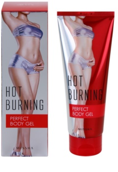 Missha Hot Burning gel anticelulitic