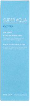 Missha Super Aqua Ice Tear hydratační pleťová emulze