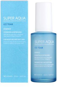 Missha Super Aqua Ice Tear esencia facial hidratación profunda