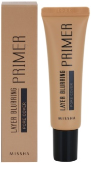 Missha Layer Blurring baza pentru machiaj pentru o piele perfecta