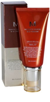 Missha M Perfect Cover BB крем з високим ступенем UV захисту