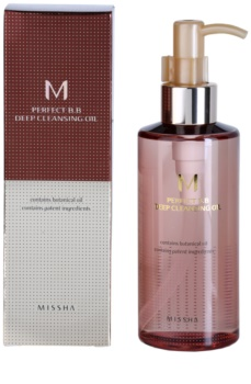 Missha M Perfect Cover hĺbkovo čistiaci olej