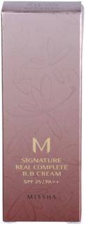 Missha M Signature Real Complete BB krema za brezhiben in enoten videz kože mini
