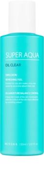 Missha Super Aqua Oil Clear osvežilna emulzija