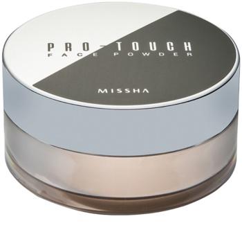 Missha Pro-Touch Transparent Powder SPF 15