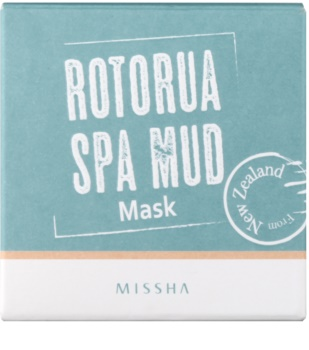 Missha Rotorua Spa Mud Facial Mask For Enlarged Pores