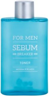 Missha For Men Sebum Breaker Tonikum für fettige Haut