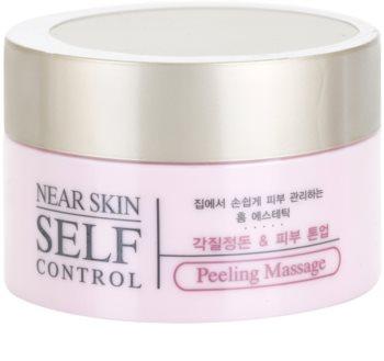 Missha Near Skin Self Control pleťový masážní peelingový krém