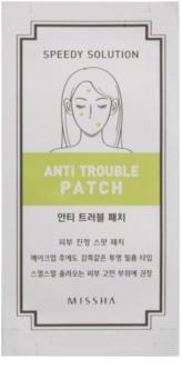 Missha Speedy Solution patches para pele problemática