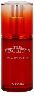Missha Time Revolution sérum facial vitalizante against expression wrinkles