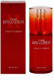 Missha Time Revolution vitalizující pleťové sérum proti mimickým vráskám