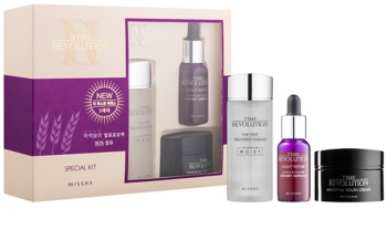 Missha Time Revolution kit di cosmetici I.