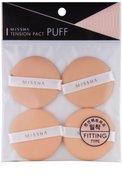 Missha Puff Tension Pact burete pentru make-up
