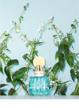 Miu Miu L'Eau Bleue eau de parfum pentru femei 100 ml