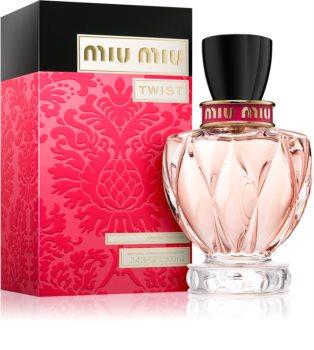 Miu Miu Twist eau de parfum para mulheres 100 ml