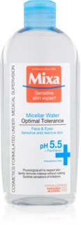 MIXA Optimal Tolerance Micellar Water with Soothing Effect