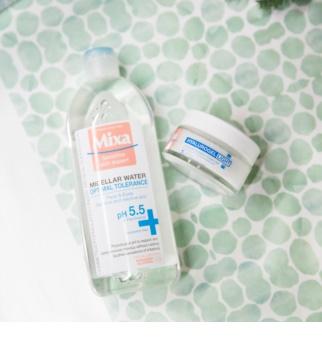 MIXA Optimal Tolerance micelární voda pro zklidnění pleti