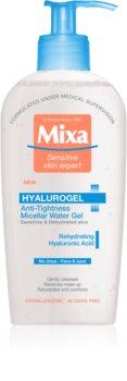 MIXA Hyalurogel Micellair Gel  voor Gevoelige zeer Droge Huid