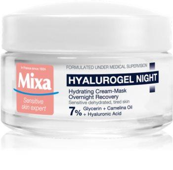 MIXA Hyalurogel crema notte