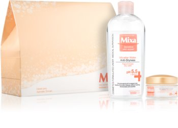 MIXA Anti-Dryness kozmetični set II.