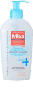 MIXA 24 HR Moisturising oczyszczający płyn micelarny